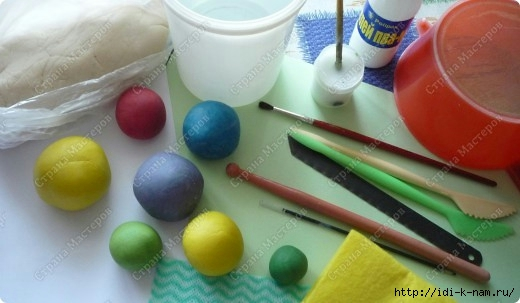 Витражные краски своими руками клей пва и гуашь 19