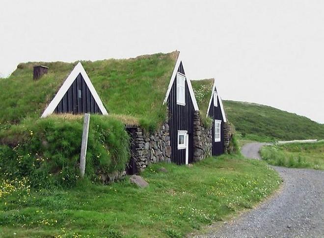 доски для домов хоббитов