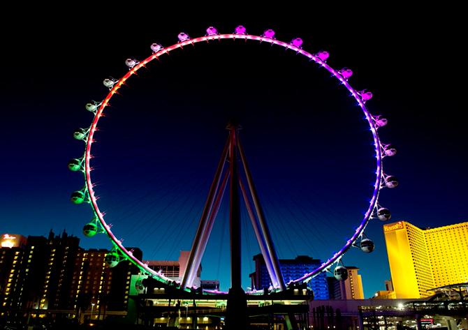 колесо обозрения в лас-вегасе фото 8 (670x473, 314Kb)