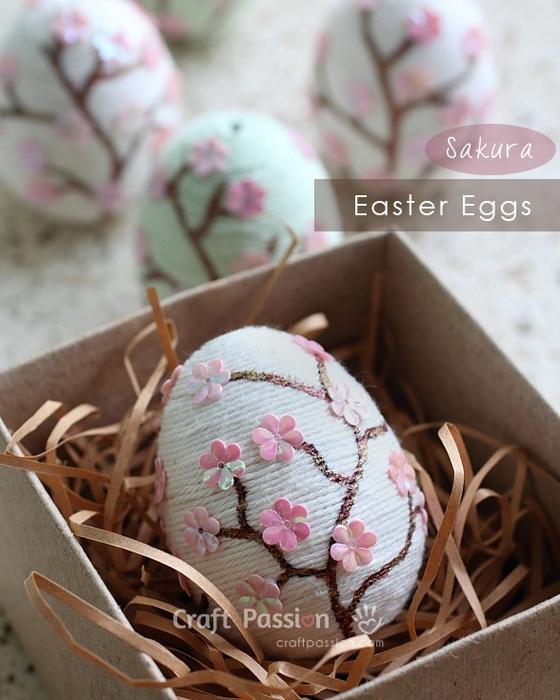 Пасхальное яйцо из пряжи. Мастер-класс (14) (560x700, 248Kb)