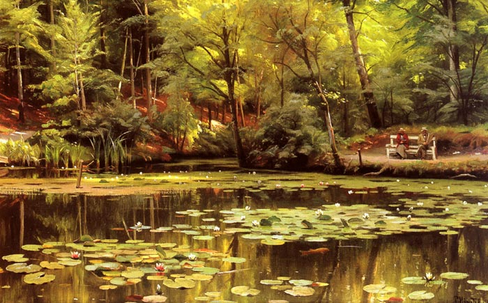 41659587_Waterlilies_1920 (700x435, 391Kb)