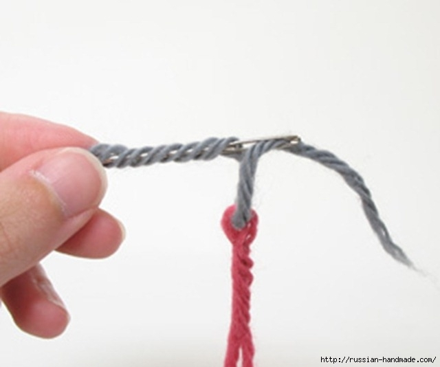 Вязание без узлов 148