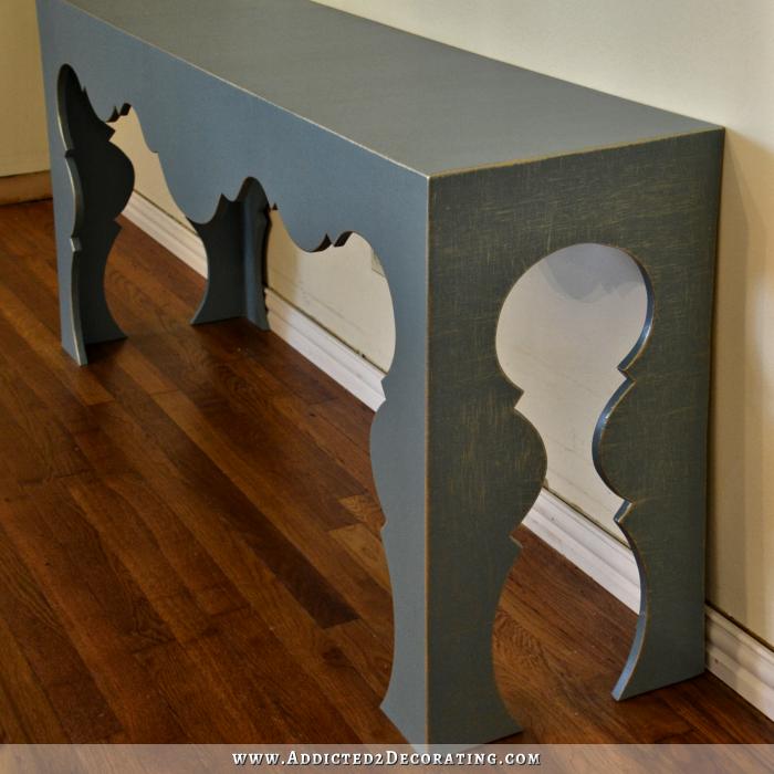 Мебель из МДФ. Консоль своими руками (31) (700x700, 756Kb)