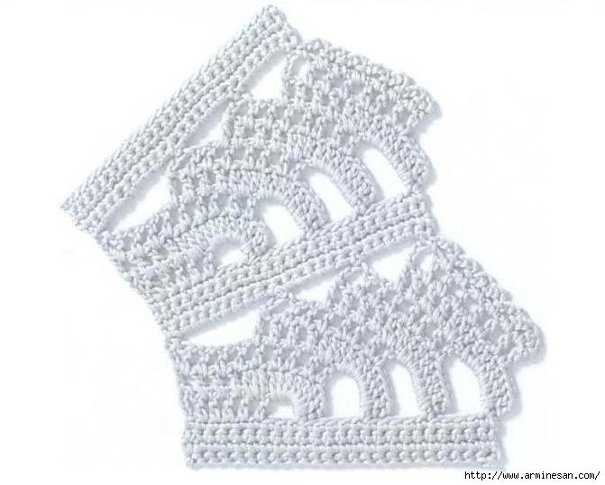 Для вязания юбок, платьев или