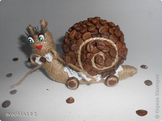 Поделки из кофе и шпагата своими руками