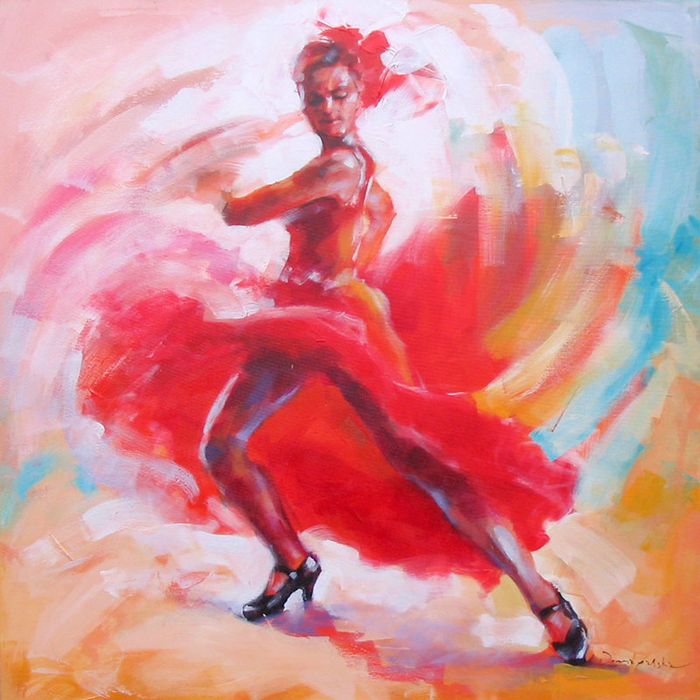 FLAMENCO_8_by_renatadomagalska (700x700, 547Kb)