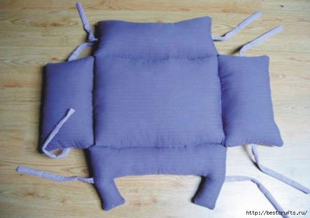 Лежак для питомца своими руками (8) (640x451, 106Kb)