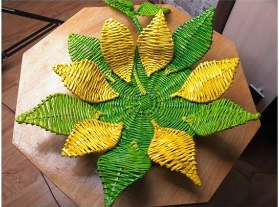 DIY-Paper-Woven-Sunflower-Tray-12345678999999999999999 (545x405, 178Kb)