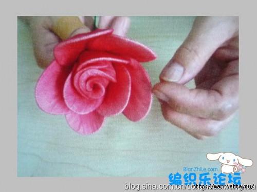 цветы из капрона. мастер-класс (7) (500x374, 88Kb)