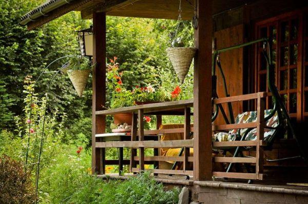 деревянный дом фото 2 (600x398, 304Kb)