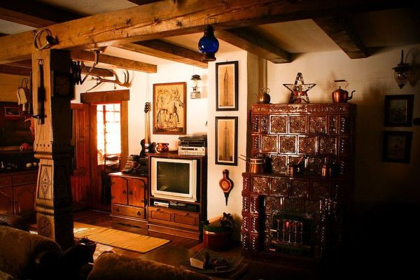 деревянный дом фото 4 (600x400, 258Kb)