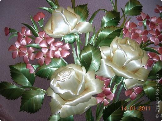 Rosa encantador.  Aplicación de paja.  Clase magistral (47) (520x390, 234KB)