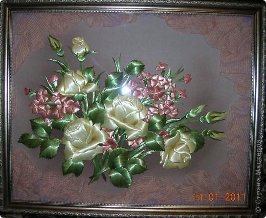 Восхитительные розы. Аппликация из соломки. Мастер-класс (48) (520x426, 234Kb)