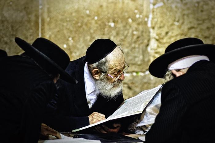 Evrei chitayt tory flickr com david mor 700x466 278kb