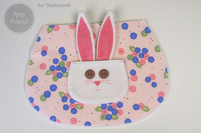 Детская сумочка с карманом-кроликом. Шьем сами (3) (700x463, 433Kb)