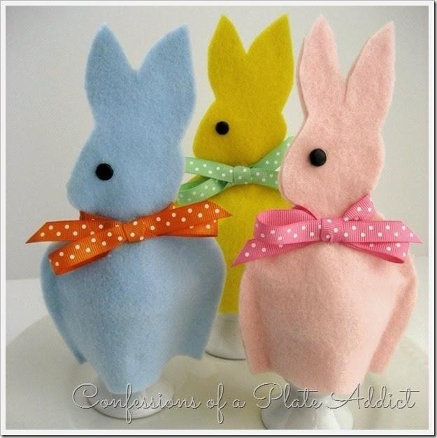 Фетровые кролики - колпачки для пасхальных яиц (6) (625x626, 189Kb)