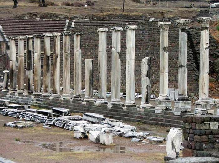 Древняя Троя. История, Турция, раскопки, фотографии, стихи о Трое