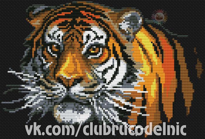 Tiger (700x473, 500Kb)