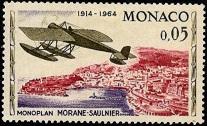 2.1.3.3 Авиация. Моноплан Moran-Saulnier (207x126, 27Kb)