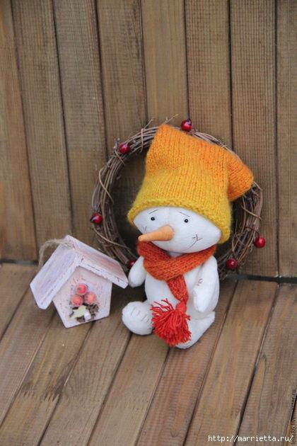 Шьем сами плюшевого снеговика (2) (420x630, 147Kb)