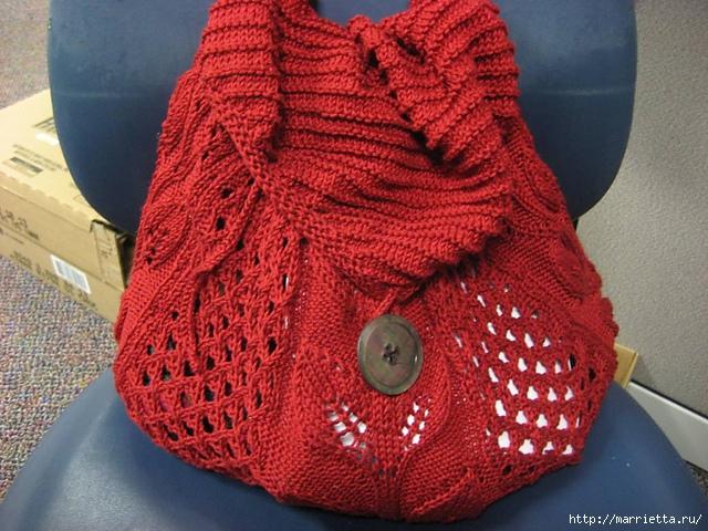 Спортивная сумочка - рюкзак спицами. Схема (5) (640x480, 285Kb)