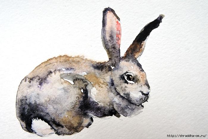 кролик от Shraddha (1) (700x466, 241Kb)