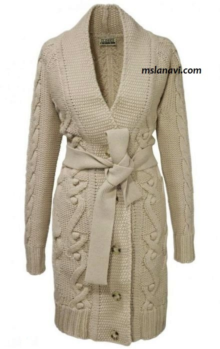 вязание-кардигана-спицами-для-женщин (440x698, 155Kb)