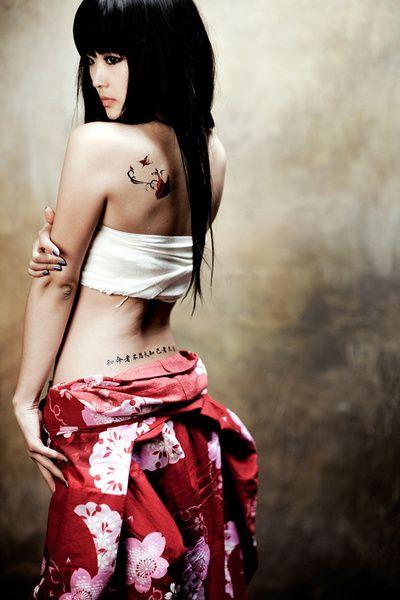 японки с катаной и порно