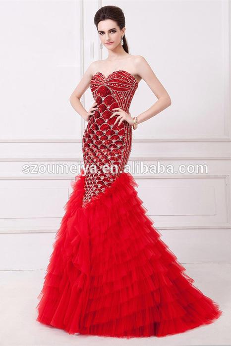 Oumeiya-OEP939-Layered-Tulle-Skirt-Heavy-Beaded-Red-Mermaid-Prom-Dress-2015 (466x700, 102Kb)