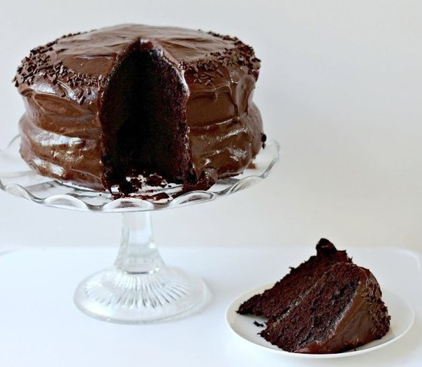 шоколадный торт шоко (604x525, 177Kb)