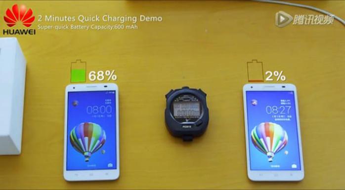 Новая технология позволит заряжать смартфоны в 10 раз быстрее