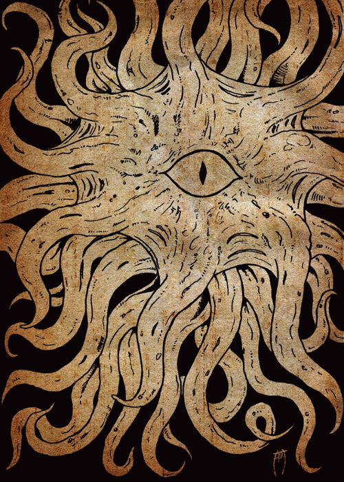 lovecraft_grimoire_page__the_abomination__by_azrielmordecai-d65fnkq (500x700, 592Kb)