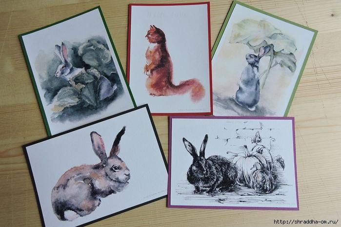открытки по рисункам от Shraddha (1) (700x466, 263Kb)