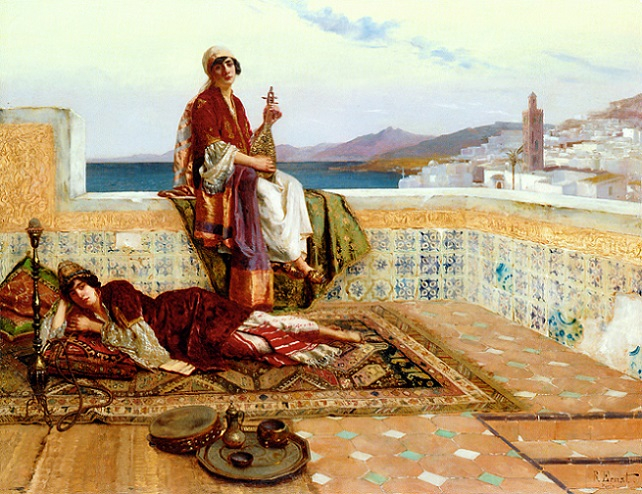 1426471997-ernst-ladies-tangiers (642x494, 602Kb)