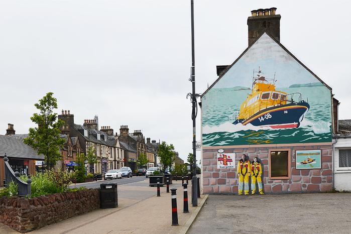 граффити Инвергордон шотландия 10 (700x466, 366Kb)