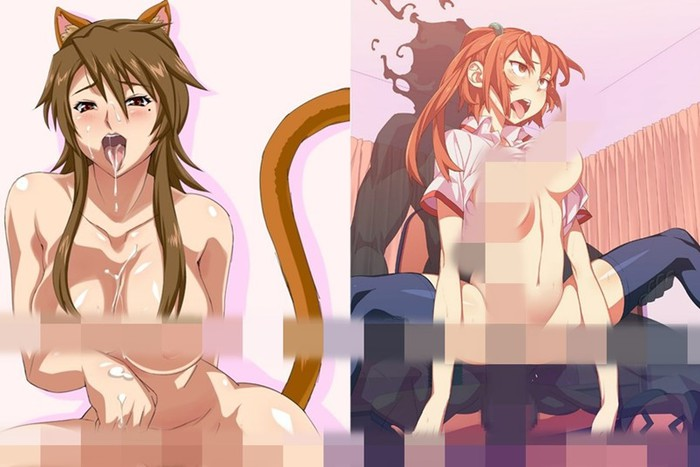Роскомнадзор запрещает японское аниме «хентай» за детскую порнографию