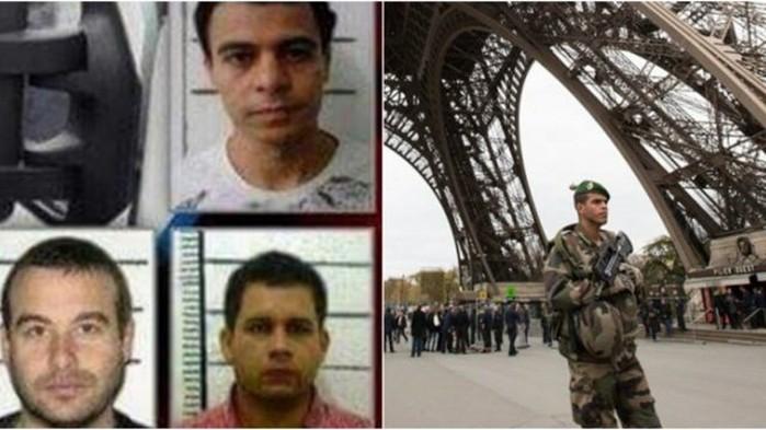 Трое колумбийский бандитов из наркомафии застрелили боевиков ИГИЛ в кафе Парижа