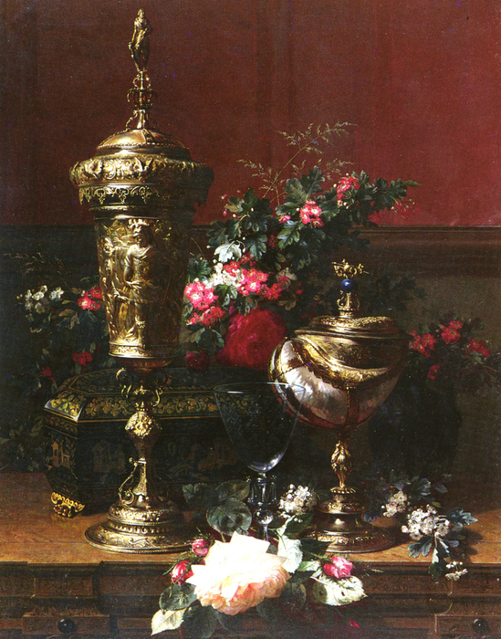 a_still_life_with_a_german_cup,_a_nautilus_cup,_a_goblet_an_cut_flowers_on_a_table-large (549x700, 633Kb)