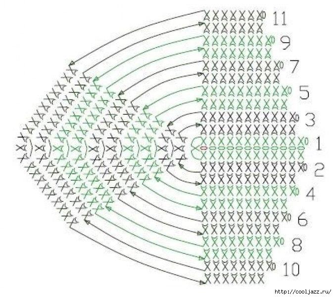 салфетка крючком01 (675x600, 240Kb)