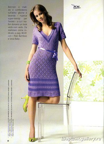 платье сиреневое фото (363x500, 151Kb)
