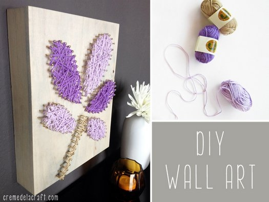 Diy bedroom wall ideas