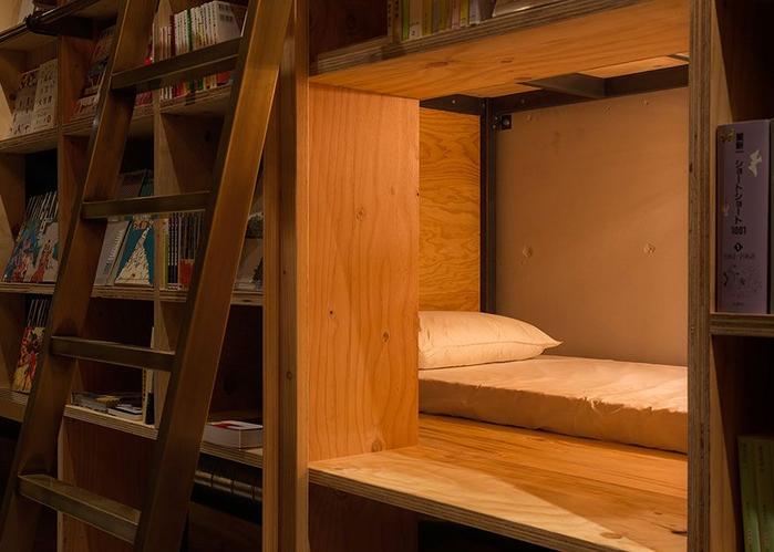 гостиница Book and Bed токио 3 (700x499, 312Kb)