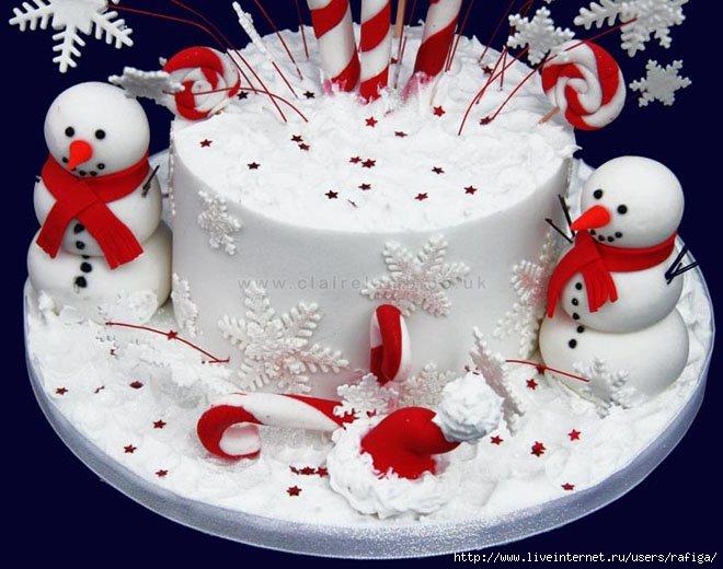 5227008_ChristmasCakeIdeaSnowma (660x520, 171Kb)