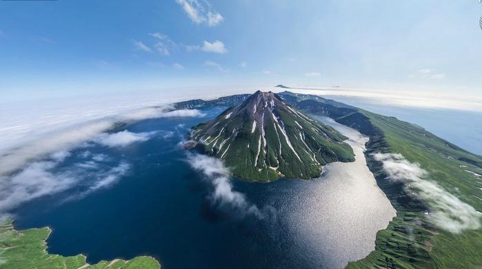 Красота Курильских островов (700x391, 221Kb)