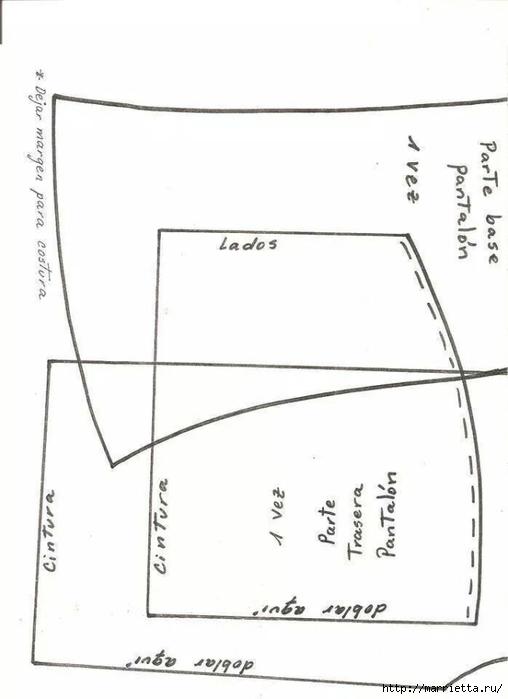 Выкройка забавного снеговика (4) (508x700, 93Kb)