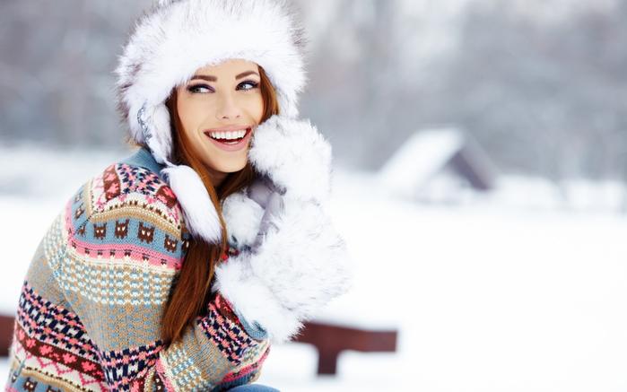 бьюти правила зимой