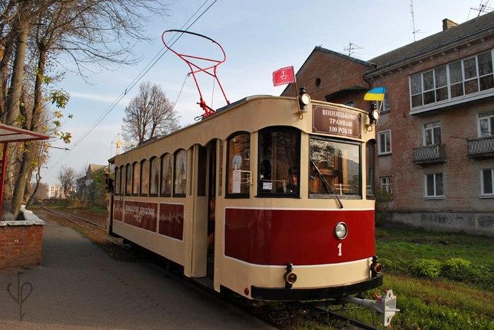 """Модернизированный 31-метровый трамвай """"Vin Way"""" на 306 мест презентовали в Виннице - Цензор.НЕТ 9287"""