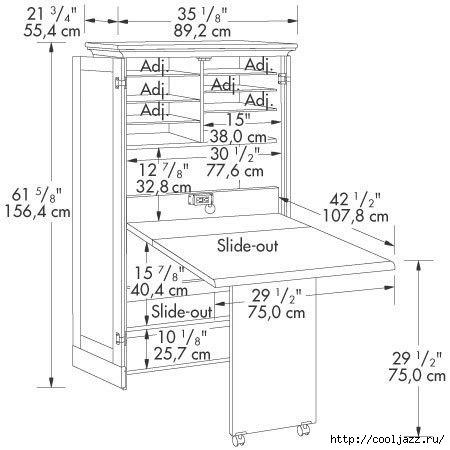 идея рабочего места для рукодельницы1 (450x450, 72Kb)