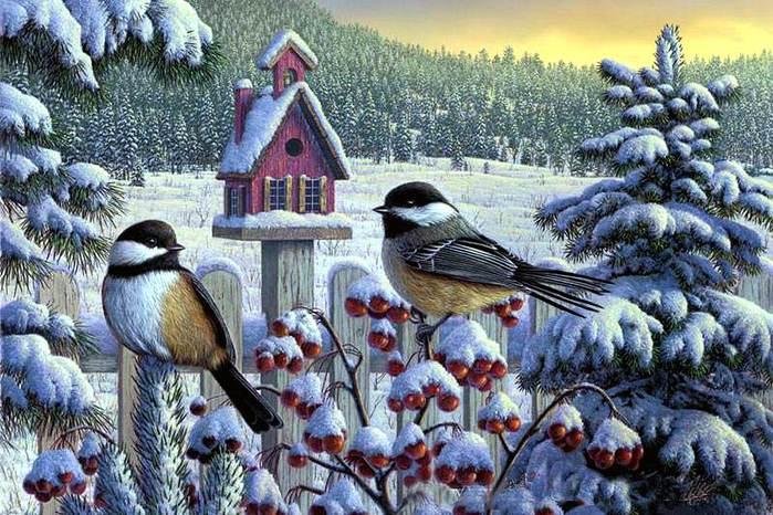 winterchickadees (640x480, 91Kb)