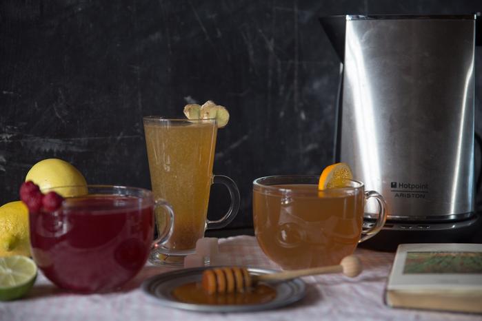 Рецепт чая от простуды
